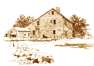 Picture of Job Lane House, Bedford MA